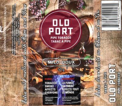 Old Port Pipe Tobacco