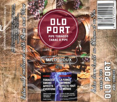 Old Port Pipe Tobacco